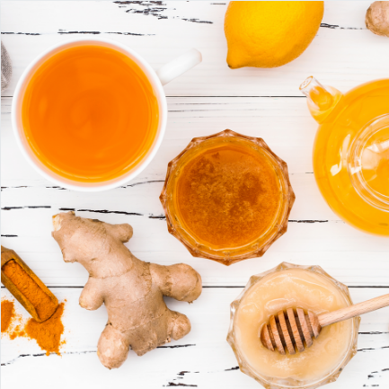 Immune Booster Shots- 2 Amazing honey recipes for building strong immune system